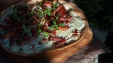 Elzaso pyragas su sūriu ir mėsa