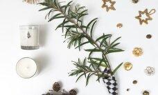 Lai namai kvepia Kalėdomis