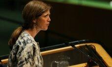 JT prakalbo apie bausmę Šiaurės Korėjai: reikalai nebegali būti tvarkomi kaip įprasta