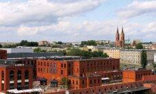 Žvelgdami į Lodzę iš viršaus vietiniai sako, kad ji kažkuo primena Vilnių – daug žalumos, styro bažnyčių bokštai