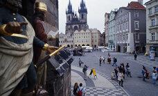 Automobiliu po gražiausias Čekijos pilis