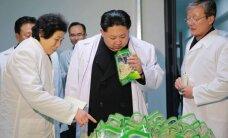 Rusija įsakmiai kreipėsi į Šiaurės Korėją