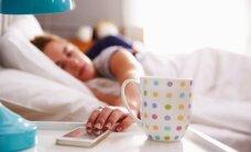 Gera žinia neturintiems kada išsimiegoti: ne miego trukmė yra svarbiausia