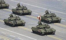 Rusija parodė naujausius savo ginklus