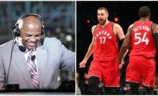 NBA legenda: man patinka J. Valančiūnas, bet jam trūksta pastovumo