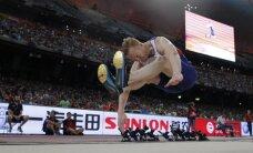 Pasaulio lengvosios atletikos čempionate antradienį išdalinti dar penki medalių komplektai