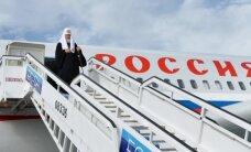 Patriarcho Kirilo ir popiežiaus susitikimą gaubia Kremliaus šešėlis