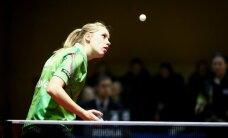 Lietuvos stalo tenisininkai kovoja Belgijos čempionate