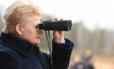 D. Grybauskaitė: ir šiandien Europoje yra norinčių tyliai susitaikyti su agresoriumi