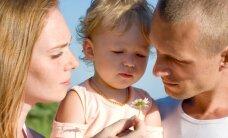 Kuo tėčio meilė vaikui skiriasi nuo mamos? Interviu su psichologe