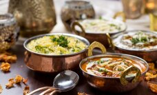 Paragaukite gardžių patiekalų, kuriuos jums pagamins šefai iš Indijos bei Nepalo