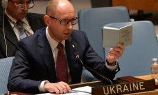 Ukraina lengviau atsikvėpė