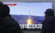 Šiaurės Korėja paleisti palydovą gali jau šį sekmadienį