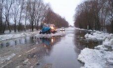 Mažesnio potvynio prognozė įtikima ne visiems