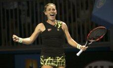 Aiškios visos St. Peterburgo moterų teniso turnyro ketvirtfinalio dalyvės
