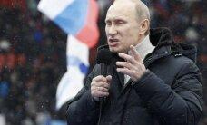 Latvija ir Estija ignoruoja V.Putino užsipuolimą