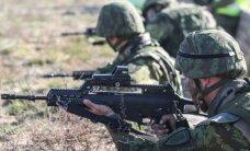 Panevėžyje aidės karių šūviai ir važinės karinė technika