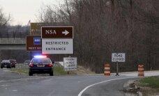 JAV Nacionalinio saugumo agentūros apsaugininkų pašauti vyrai važiavo vogtu automobiliu
