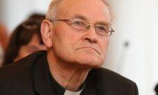 Skubiai operuotas vyskupas J. Kauneckas