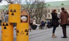 Vilniuje paminėta Žemės diena
