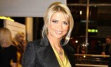 Graži lyg Barbė: odinės lėlytės stiliuką pasirinkusi Jolanta Leonavičiūtė nesuklydo
