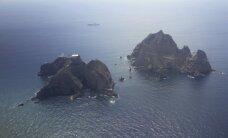 Japoniją užgriuvo gamtos stichijos