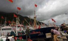 Prie Taivano artėjant smarkiam taifūnui žuvo aštuonmetė