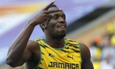 U. Boltas planetos pirmenybėse laimėjo ir 200 metrų bėgimo auksą