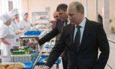 R. Bogdanas. V. Putino puota, apmokėta naftos doleriais