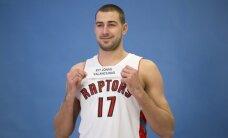J. Valančiūnas: dar nesu NBA senbuvis, bet gal vieną dieną juo tapsiu