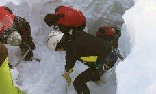 Sniego lavina Austrijoje pražudė 5 žmones