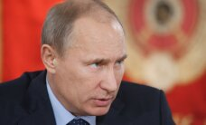 V.Putino reitingai smuko – pirmame rinkimų ture jis nelaimėtų