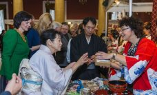 International Christmas Charity Fair brings together over 30 diplomatic representations in Vilnius