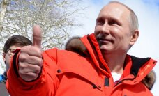 Žiniasklaida: pražūtingas V. Putino apsiskaičiavimas