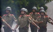 Šiaurės Korėja teigia sulaikiusi studentą iš JAV
