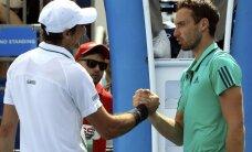 E. Gulbis, R. Nadalis ir S. Halep iškrito iš atviro Australijos teniso čempionato po pirmo etapo