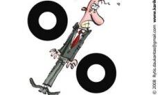 Vasarį vidutinė metinė infliacija sudarė 10,7 proc.