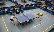 Lietuvos stalo teniso asociacijos taurės turnyre triumfavo A. Gecevičiūtė ir G. Juchna