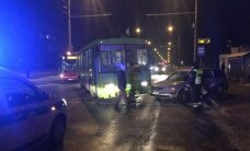 Dėl avarijos judrioje Kauno gatvėje paralyžiuotas viešojo transporto eismas