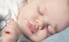 Negimusio mažylio nuotrauka tapo sensacija FOTO