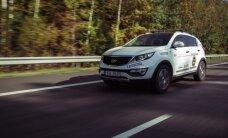 Esčių balsai nulėmė gražiausio Baltijos šalių automobilio nominacijos laimėtoją