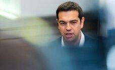 Žiniasklaida: Graikijos premjeras prabilo apie beprecedentį elgesį