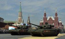 """Apie tanką """"Armatą"""" - iš pirmų lūpų"""