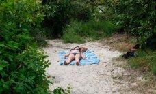Palangos moterų pliaže pamatyti vaizdai gali įsirėžti visam gyvenimui