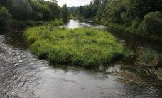 Daug salų turinčiose upėse didėja pavojingo reiškinio tikimybė