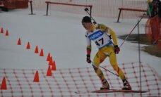 Sustiprėję Lietuvos biatlonininkai pradeda naują sezoną