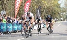 Sekmadienį paaiškės Lietuvos plento dviračių varžybų nugalėtojas