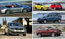 Stabiliausiai vertę išlaikančių automobilių reitingas