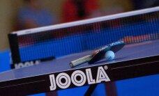 Europos pirmenybėse antrą pergalę iškovojo Lietuvos vyrų stalo teniso rinktinė