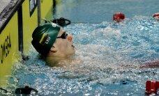 D. Rapšys nepateko Europos plaukimo čempionato finalą